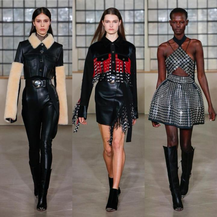 David Koma - A/W 2018 In Focus - Fashion - Brag & Bone