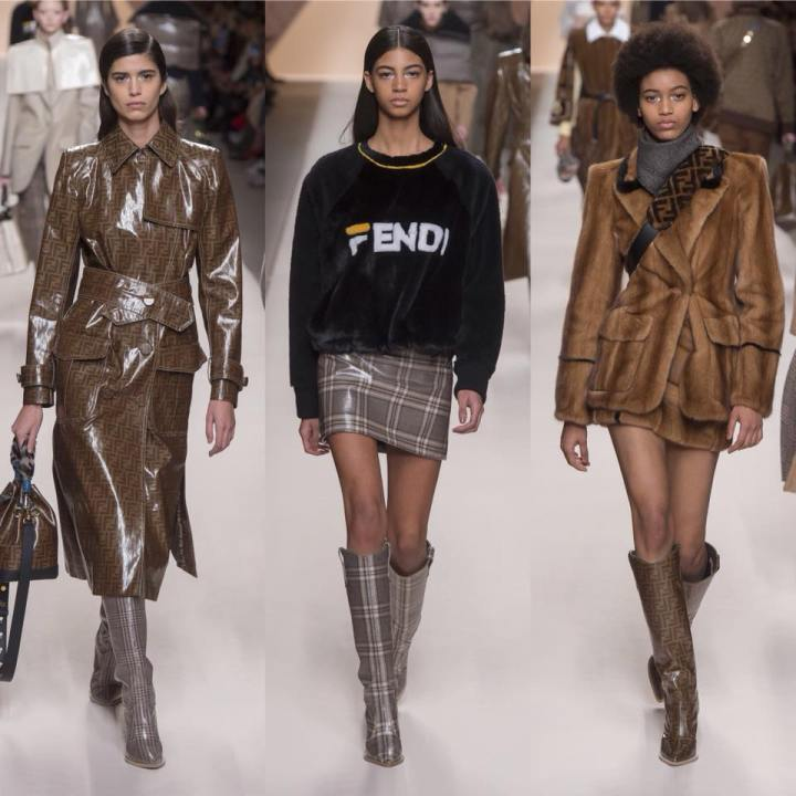 Fendi - A/W 2018 In Focus - Fashion - Brag & Bone