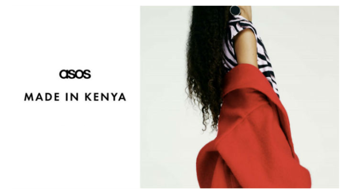Discovering ASOS Made in Kenya