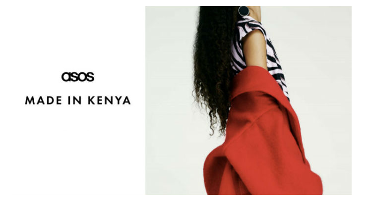 Discovering ASOS Made in Kenya - Fashion - Brag & Bone